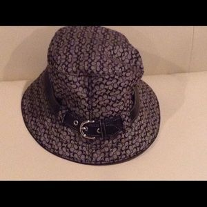 Coach signature bucket hat